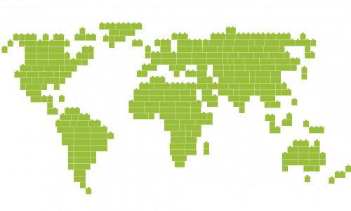 HUB_world map
